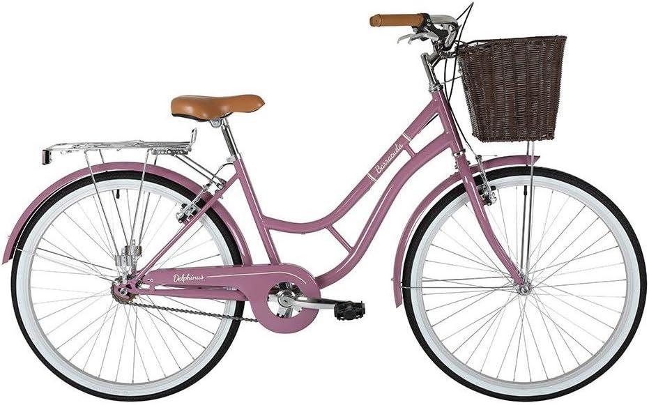 Barracuda Delphinus bicicleta sola velocidad Vintage para Mujer ...