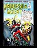 img - for Undersea Agent #2: 1966 Superhero Comic book / textbook / text book