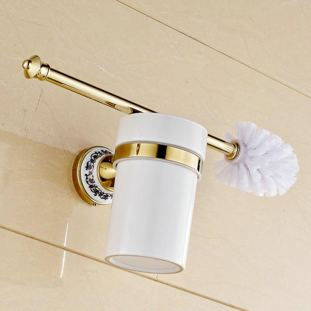 Beelee BL7902-G Gold poliert poliert poliert Handtuchhalter Doppeltuchstäbe zur Wandmontage 60cm- B018JVQUGO Handtuchhalter & -stangen 13c263