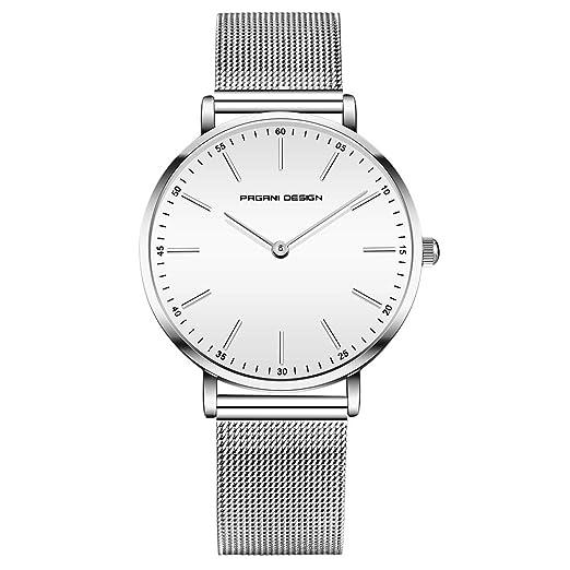 Reloj Pagani Design para Mujer con Cristal De Cuarzo - Reloj Impermeable para Mujer - Elegante
