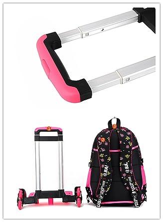 Amazon.com   Boys Girls Trolley Schoolbag Kids Rolling Backpack Wheeled Luggage Durable Bag   Kids Backpacks