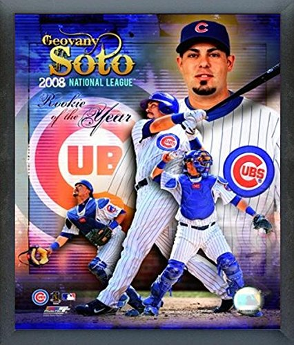 Geovany Soto Chicago Cubs MLB Composite Photo (Size: 12