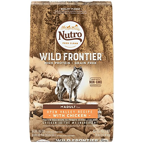nutro-wild-frontier-adult-open-valley-recipe-grain-free-chicken-dry-dog-food-24-pounds