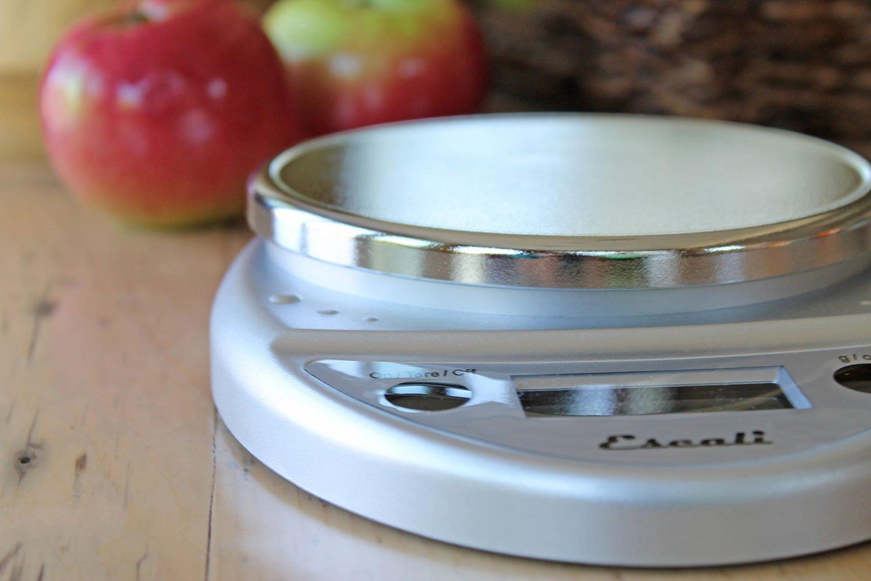 Amazon.com: Escali Primo Digital Kitchen Scale (11 lb/ 5 kg Capacity ...