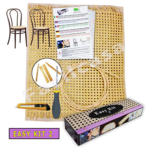 Chair Caning Supplies - Easy KIT - 36