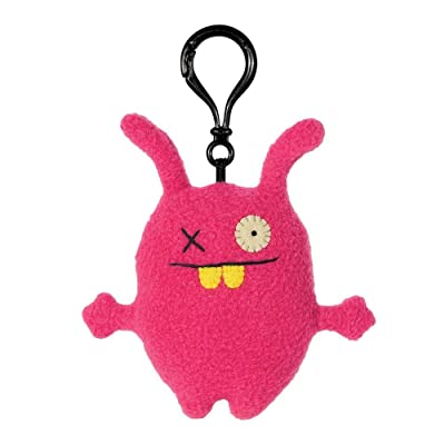 "GUND Uglydoll Clip-On Ugly Charlie, 4.7"" Plush: Toys & Games"