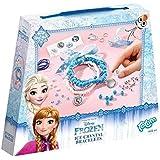 Disney Frozen Ice Crystals - Jeu des perles pour créer des bracelets jouets Disney Frozen (680043)