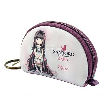 Santoro - Mini monedero gorjuss 369gj18 con el diseño rosie