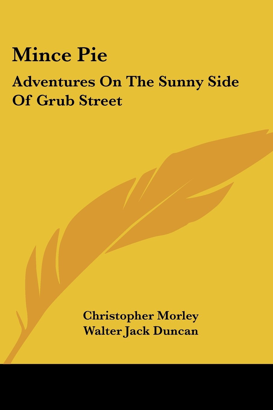 Download Mince Pie: Adventures On The Sunny Side Of Grub Street ebook