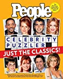 img - for People Celebrity Puzzler Just the Classics! by Editors of People Magazine (4/3/2012) book / textbook / text book