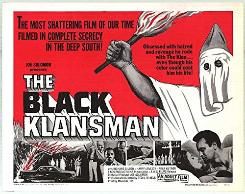 (Black Klansman - Authentic Original 28