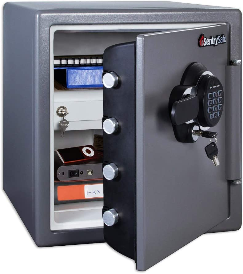 Sentry Safe for Immigration documents