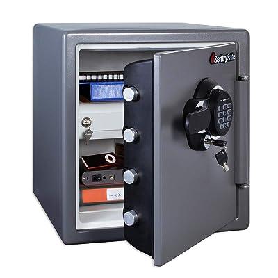 SentrySafe SFW123GDC Fireproof Safe and Waterproof Safe