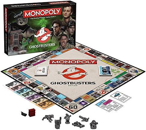Monopoly: Ghostbusters Edition: Amazon.es: Juguetes y juegos
