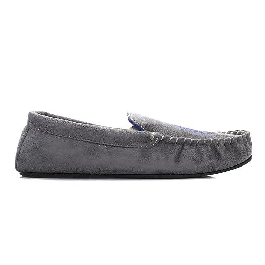Amazon.com: Slipper moccasin shoe man homewear POLO RALPH LAUREN item DEZI MOCCASIN: Clothing