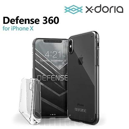 a56abce24 Capa Para Iphone X Proteção Completa Anti Queda Original, X-Doria, XD187-