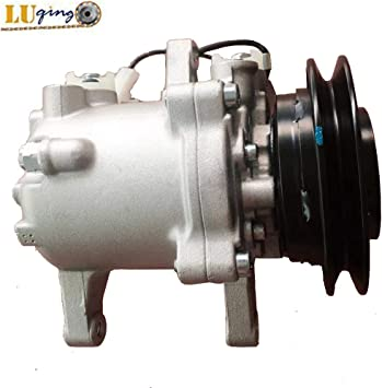 Amazon Com 3c581 97590 Svo7e Ac Compressor For Kubota M108s M5040 M7040 M8540 Tractor Sv07e Automotive