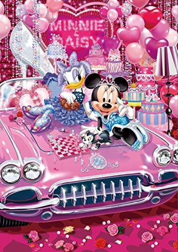 Disney World's Smallest 1000 Piece Girls Party DW-1000-415 (japan import) by Disney
