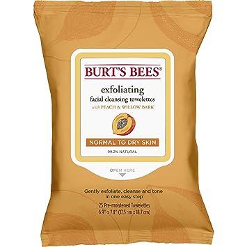 Burts Bees, Toallitas húmedas para piel sensible, ...