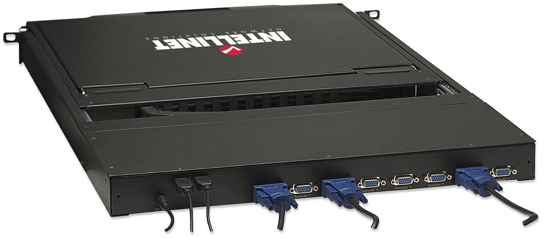 Anschlusskabel 507172 Intellinet 8-Port Rackmount KVM-Switch mit ...