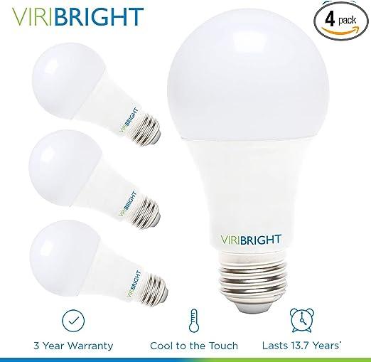 Amazon.com: Viribright 12 – 24 V DC Edison bombilla, bajo ...