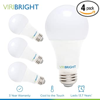 Viribright Lighting 751619-4 Low Voltage LED, Viribright 12-24V DC, (