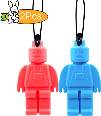 SALE 10 BIRTHDAY PARTY FAVORS LEGO BRICK NECKLACES BOY GIRL MATCHING COLOR CORDS