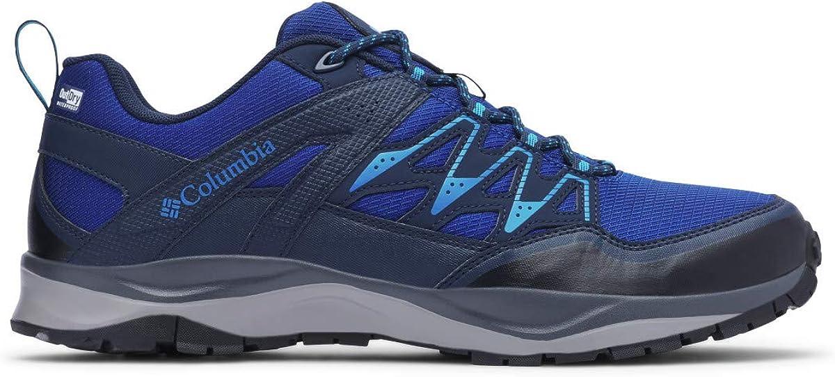 Columbia Mens Wayfinder Outdry Hiking Shoe