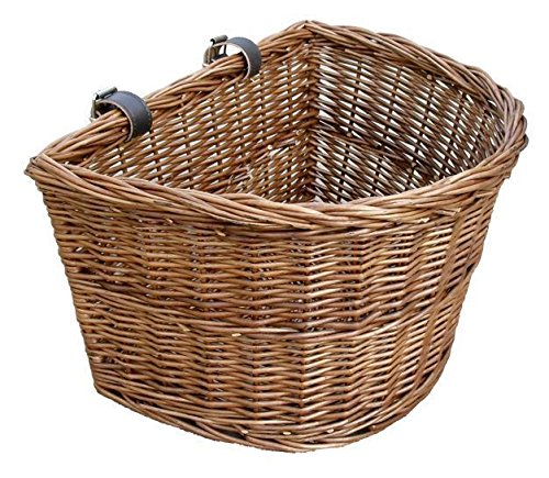 Cambridge Bicycle Basket by Red Hamper (Image #4)