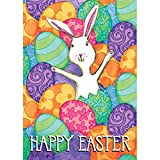 Lang 1710005 Happy Easter Flag by Tim Coffey, Large