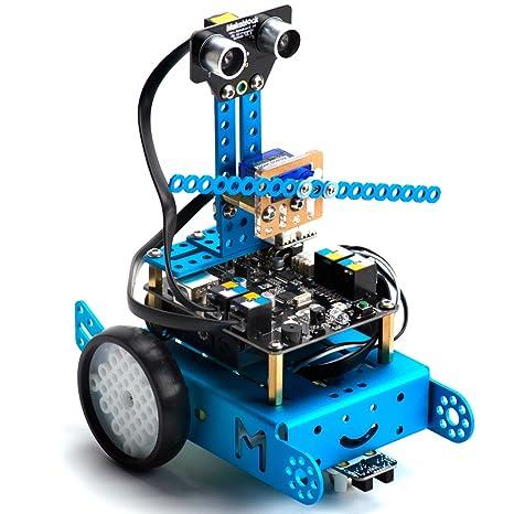 Makeblock Mbot Robot Kit Diy Mechanical Building Block Stem