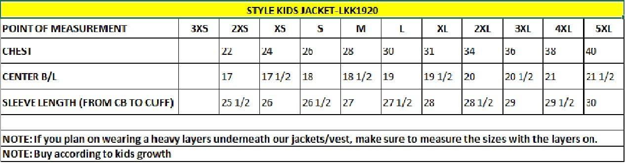 M//C Black, X-Large Milwaukee Leather Boys Updated Jacket