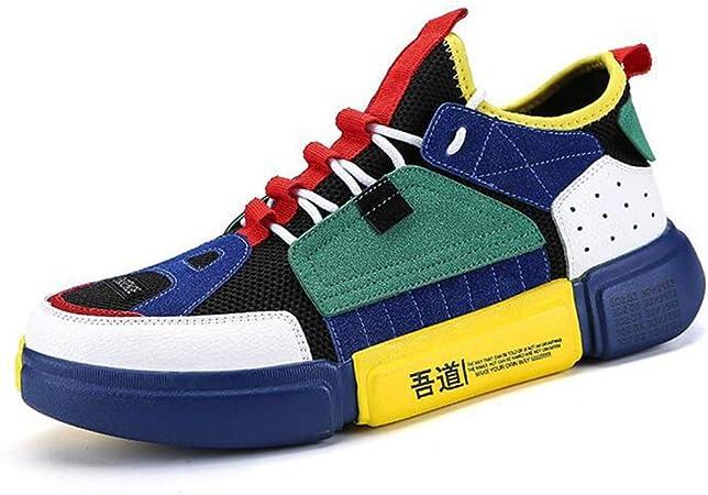 Baskets mode f/éminine Couleur : UNE, Taille : 41 Baskets tendance /ét/é Amoureux hommes et femmes Amoureux de la mode Chaussures simples Sports et loisirs