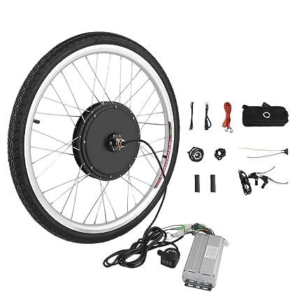 Amazon com : Blackpoolfa Premium E-Bike Conversion Kit | 26