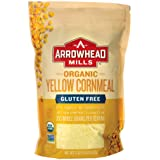 Arrowhead Mills Cornmeal Yellow Organic, 22 oz
