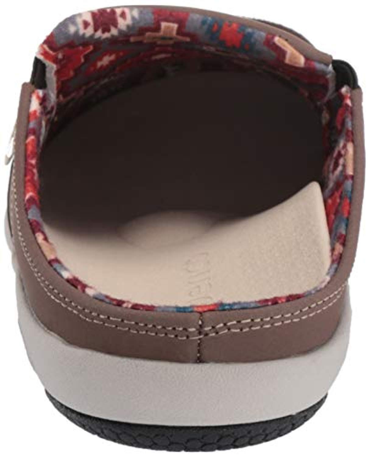 Spenco First Nation Slide Womens Comfort Shoe Mineral - 9 Wide by Spenco (Image #3)