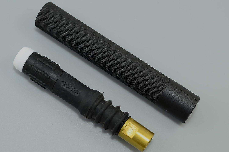 qualit/é sup/érieure wp-26p sr-26p Crayon corps t/ête Lampe torche de soudage TIG 200/A /à refroidissement par air