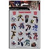 Unique Transformers Sticker Sheets, 4 Count
