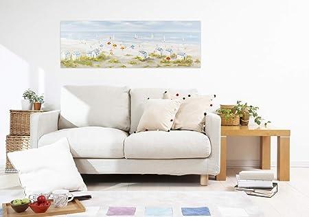 Kunstloft® Cuadro acrílico Brisa del Norte 150x50cm ...