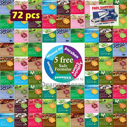 entel-72-pcs-combo-pack-premium-korean-essence-facial-mask-sheet-12-types-x-6-pcs-five-chemical-free