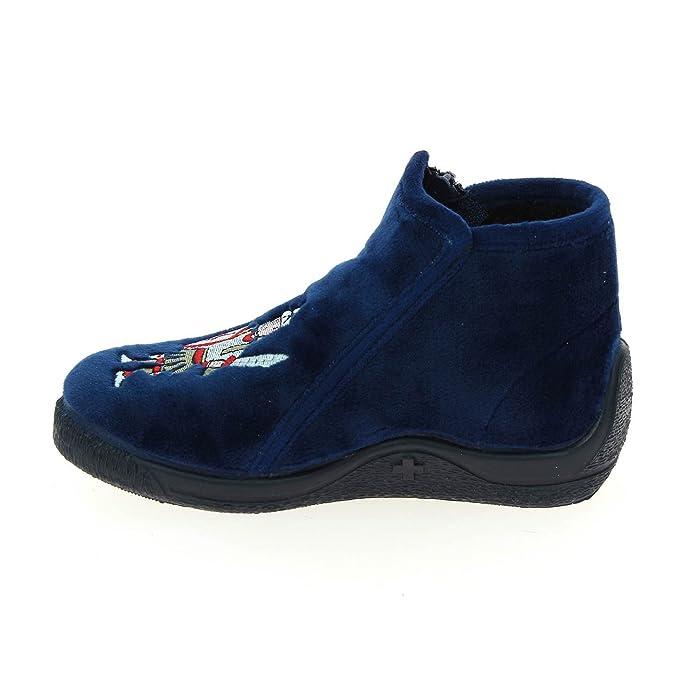 Pantoufles BELLAMY BLINIS bébé garçon (22)  Amazon.fr  Chaussures et Sacs 4568ddd2502e