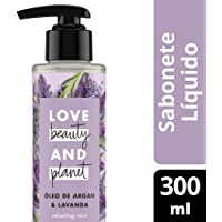 Sabonete Liquido Love Beauty And Planet RELAXING RAIN 300 ML, Love Beauty & Planet