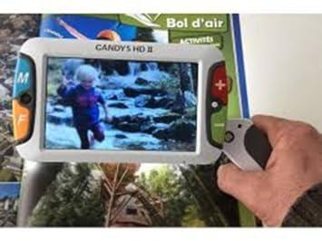 Electronic Magnifier Candy 4 HD II  Amazon.co.uk  Electronics 4d2b72dcabf5