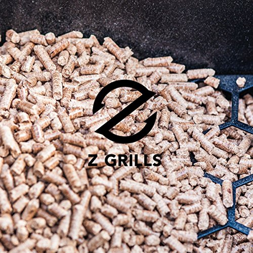Z Grills Wood Pellet Grill & Smoker with Patio Cover,700 Cooking Area 7 in 1- Grill, Smoke, Bake, Roast, Braise and BBQ with Electric Digital Controls for Outdoor (Black and Bronze) by Z Grills (Image #7)
