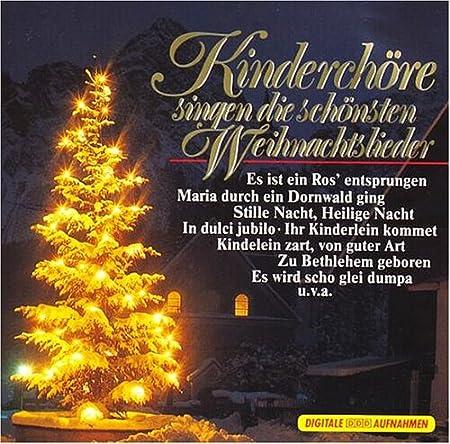kinderchore singen die schonsten weihnachtslieder various artists thomanerchor leipzig chor und orchester konrad plaickner kinderchor pueri cantores