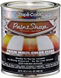 Dupli-Color (BSP302-2 PK 'Paint Shop' Prism Clear Coat Finish System Special Effects Mid-Coat - 1 Quart, (Case of 2)