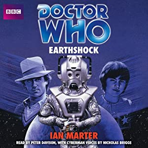 Doctor Who: Earthshock Audiobook