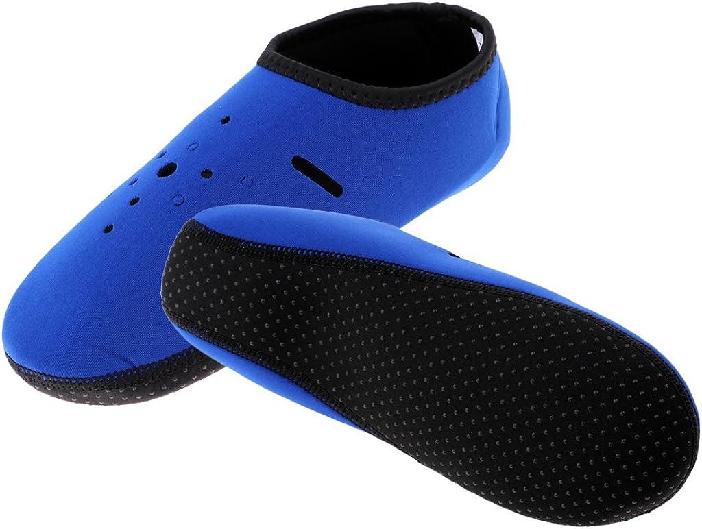 Perfeclan 2 Mm De Neopreno De Secado R/ápido Zapatos De Playa Buceo con Snorkel Calcetines
