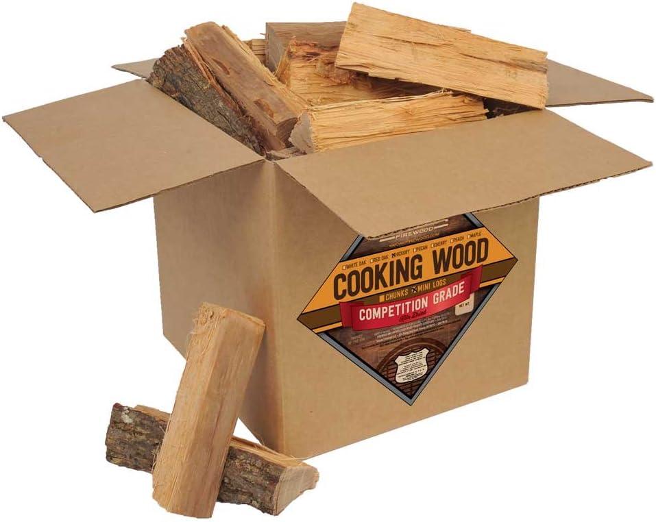 Wood for smoking