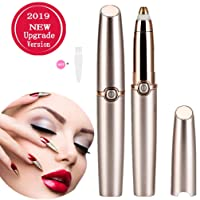 Amazon.com deals on Jia He Sport Women Eyebrow Hair Remover Electric